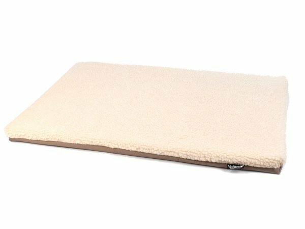 Matras Memory Foam beige 80x55x4cm