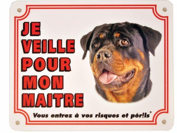 Waakbord S Rottweiler FR