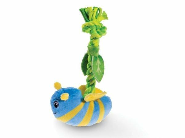 Speelgoed hond mini pluche bij 16cm
