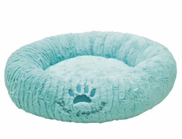 Donut Geny turquoise Ø45cmx11cm