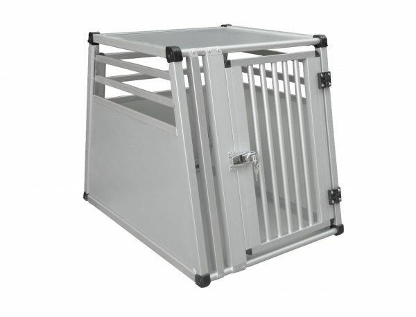 Transportbox alu vr1 hond 63x46x56cm S