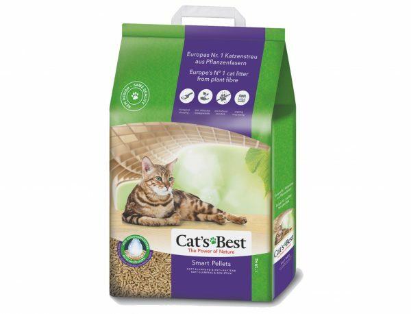 Cats Best Smart Pellets 10 kg - 20 L