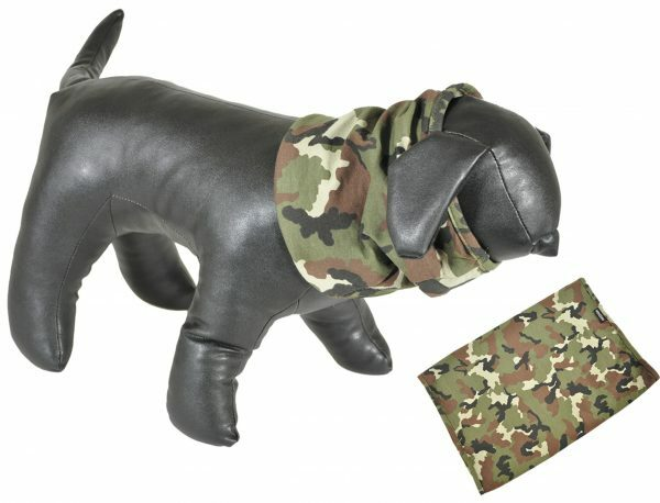 Sjaal camouflage 30cm