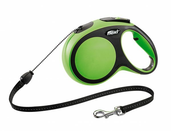 Flexi Comfort groen M (koord 8 m)