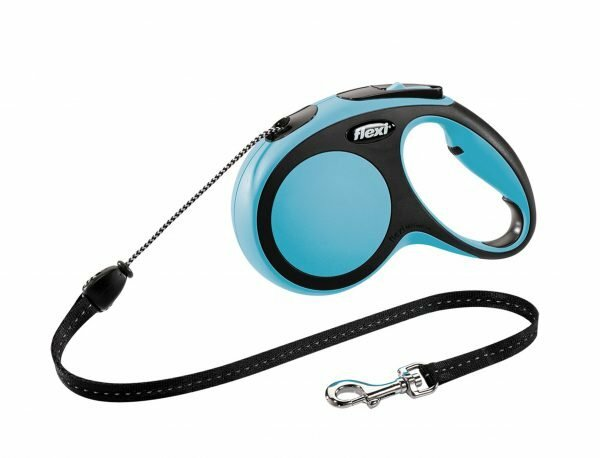 Flexi Comfort blauw M (koord 5 m)