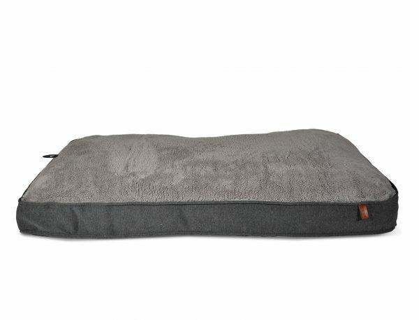 Matras Shady Grey grijs 110x70x10cm