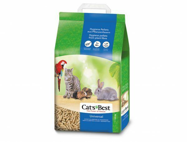 Cats Best Original 4,3 kg - 10 L