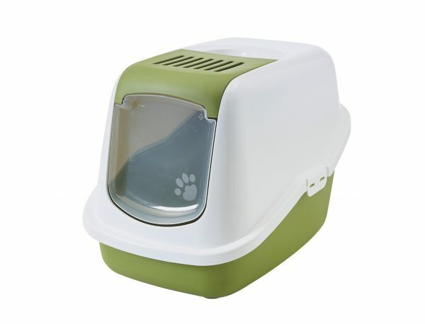 Toilethuis Nestor Earth Green 56x39x38,5cm