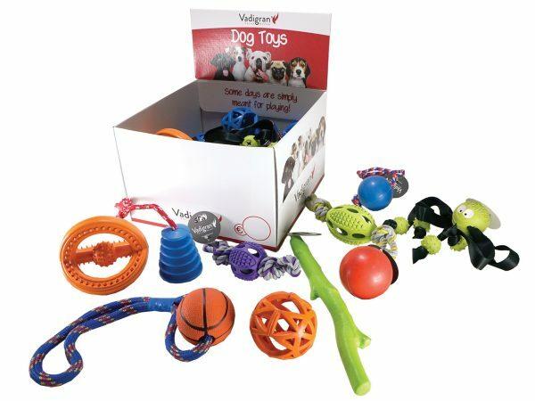 Speelgoed hond rubber Ass.3