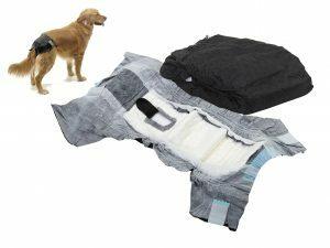 Hondenpamper Comfort Nappy nr5 buikomtrek: 40-52cm