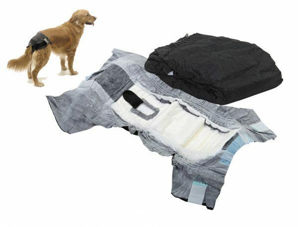 Hondenpamper Comfort Nappy nr6 buikomtrek: 46-56cm