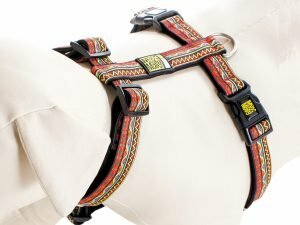 Harnas Ethnic Vibes M nek 36-58cm borst 54-69cm