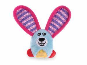 Speelgoed kat muis Stripy 10cm