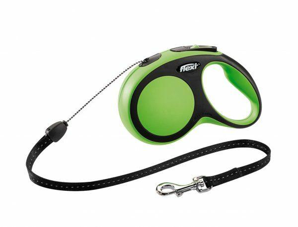 Flexi Comfort groen S (koord 8 m)