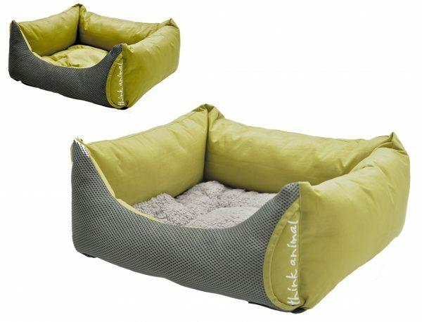 Hondenmand Green Parachute 75x60x23cm