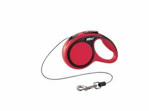 Flexi Comfort rood XS (koord 3 m)