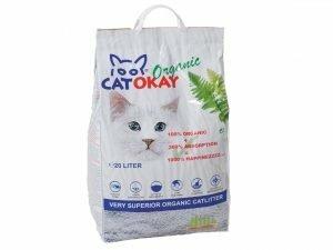 CatOkay Organic 20L 11kg