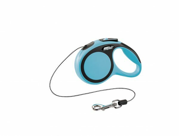 Flexi Comfort blauw XS (koord 3 m)