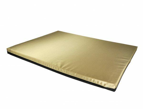 Matras All Season goud 120x80x5cm