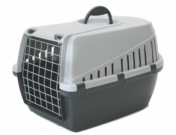 Transport plastiek katTrotter 1dkgrs 49x33x30cm