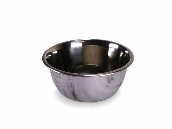 Eetpot Selecta marmer design en inox 450ml
