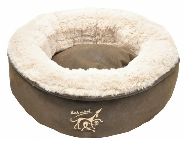 Donut Ranch bruin/beige Ø45cmx13cm