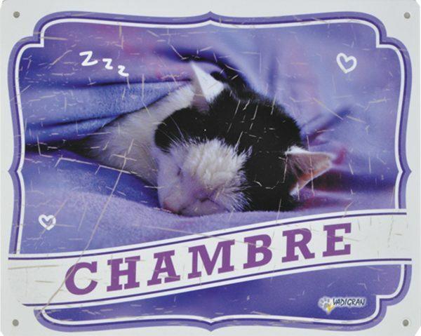 Waakbord kat Chambre FR