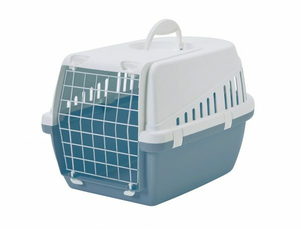 Transportbox Trotter Earth Blue 49x33x30cm