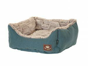 Hondenmand Asma blauw/grijs 60x48x19cm
