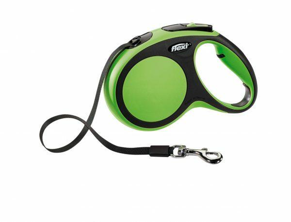 Flexi Comfort groen M (riem 5 m)