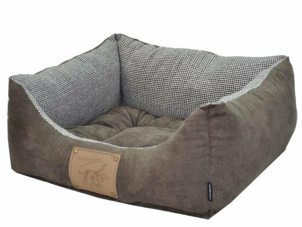 Hondenmand Laponie brun/koffie 45x40x19cm