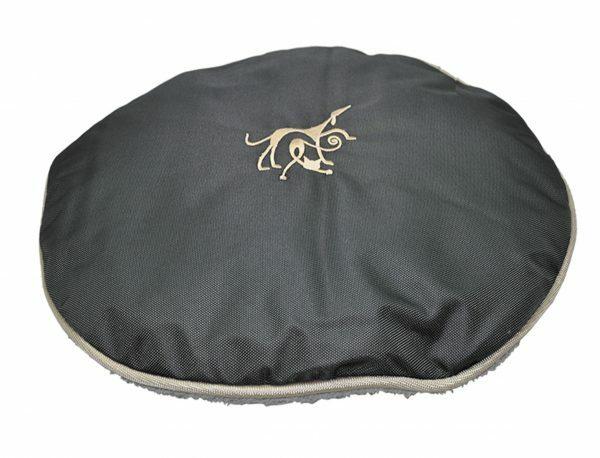 Kussen Black Oxford 70x60cm