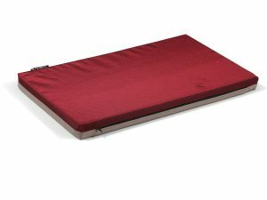 Matras All Season bordeaux 65x40x5cm