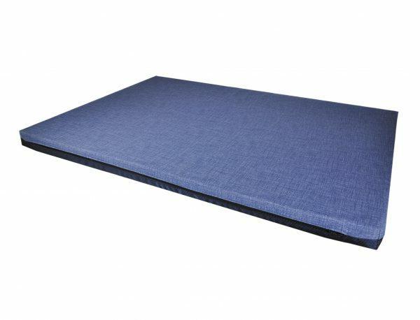 Matras All Season donkerblauw 65x40x5cm