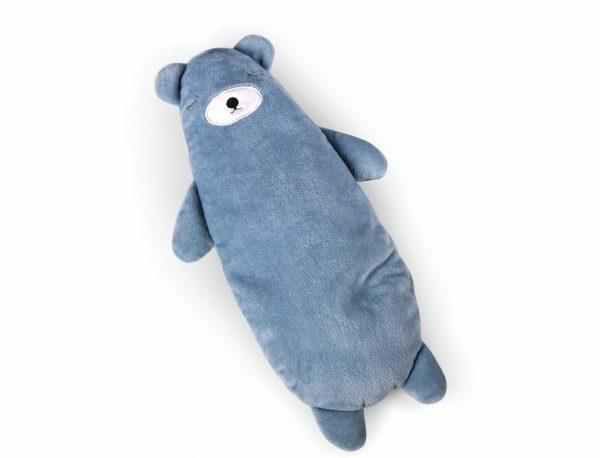 Speelgoed kat pluche Billy de beer met catnip 35cm