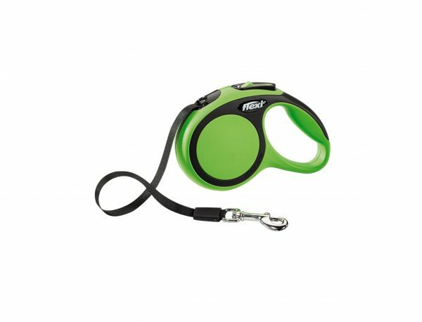 Flexi Comfort groen XS (riem 3 m)