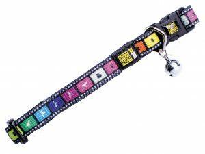 Halsband kat Movie 10mmx22-33cm