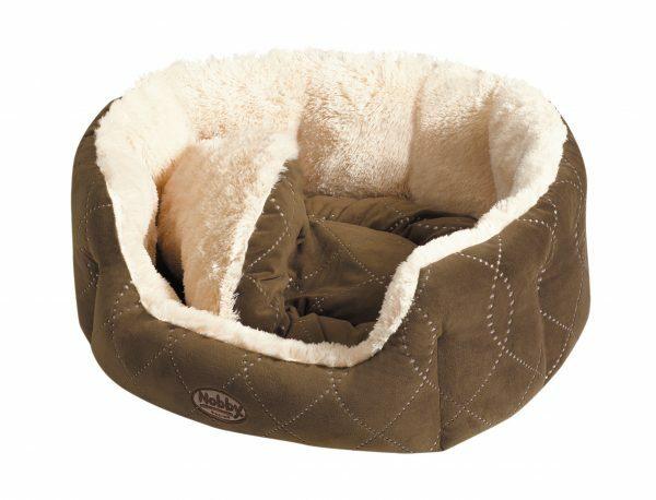 Hondenmand Ceno bruin 55x50cm