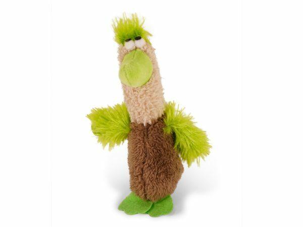 Speelgoed kat pluche Toucana munt 15cm