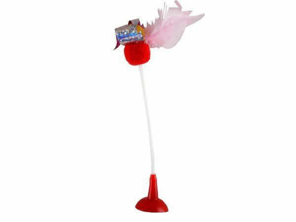 Speelgoed kat Spangly 22cm