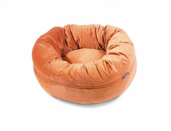 Donut Velvetti oranje Ø60x25cm