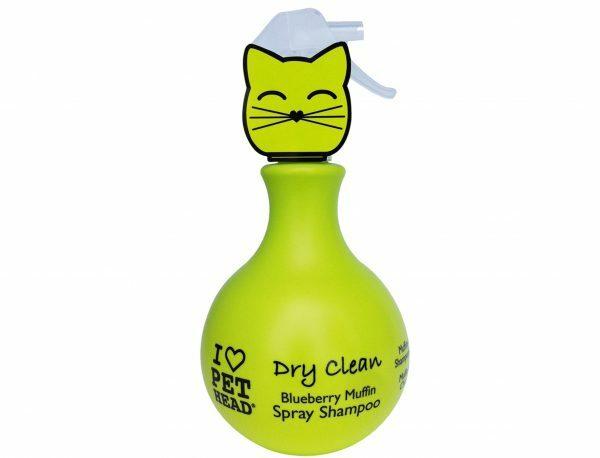 Pet Head Kat Spray Shampoo Dry clean 450ml