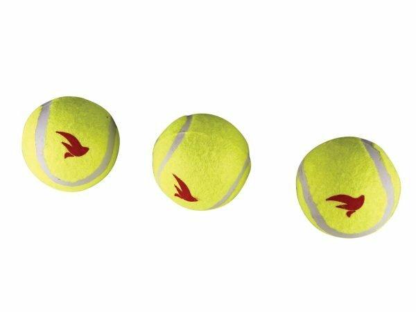 Speelgoed hond tennisballen 6,5cm(3)