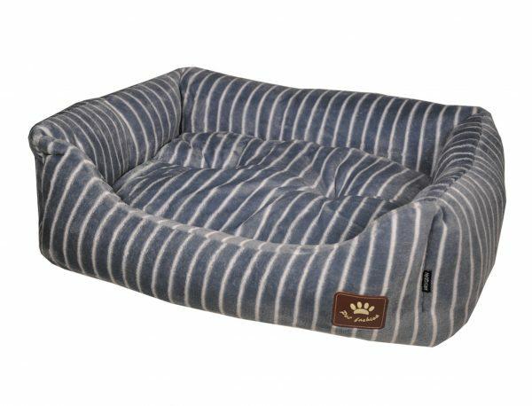 Hondenmand Maturin grijs 60x48x18cm