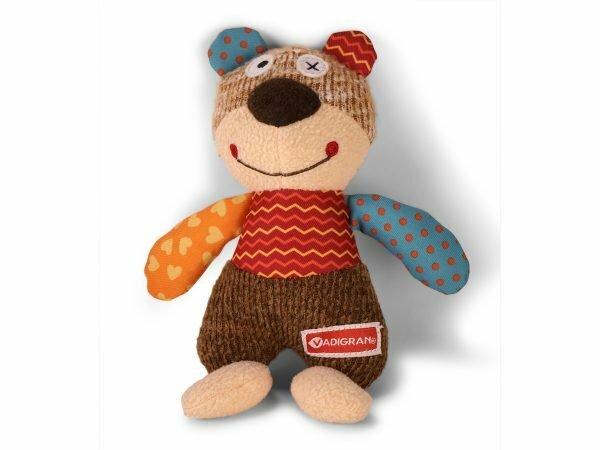 Speelgoed hond Bonzie de beer 22cm