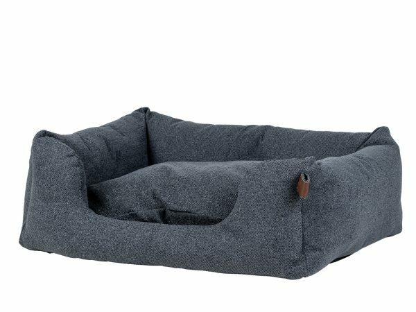 Hondenmand Snooze Epic Grey 80x60cm