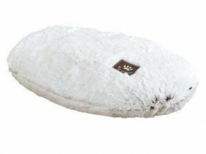 Kussen Snowhite wit 120x85cm