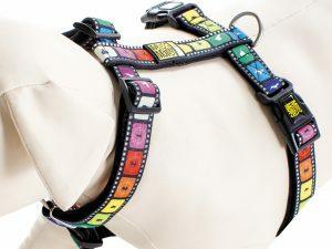 Harnas Movie S nek 30-46cm borst 44-52cm