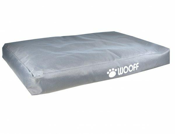 Matras Wooff grijs 110x70cm
