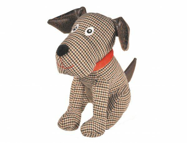 Speelgoed hond pluche Watson bruin 20cm